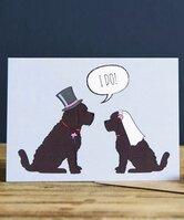 bruiloftskaart
