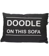 Doodle on this sofa